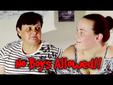 Boy Talk ft. MY MOM | The Truth Comes Out!!