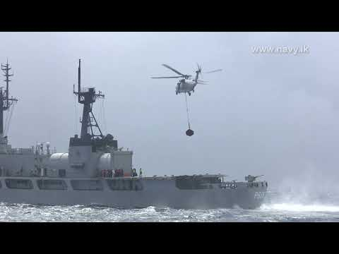 Cooperation Afloat Readiness and Training Exercise - CARAT–21