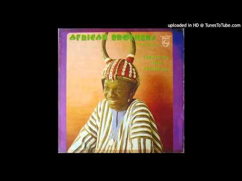Nana Ampadu I & His African Brothers Internationals  -Onkyame Wo M´afa
