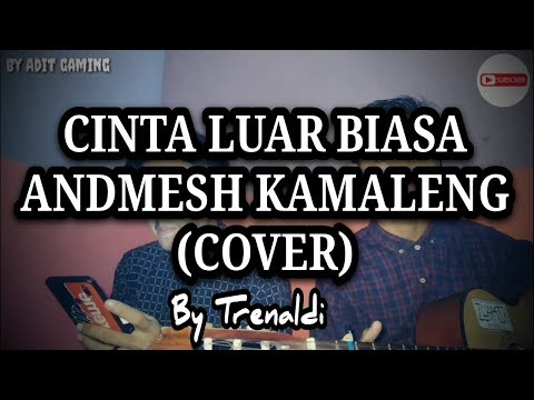 Download Lagu Cinta Luar Biasa Cover Pengamen Jogja Mp3