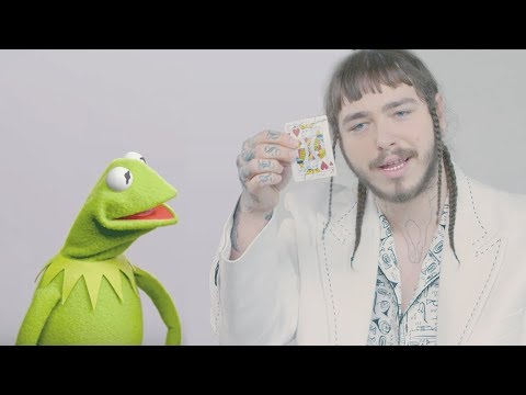 Kermit the Frog Covers rockstar (feat. 21 Savage) by Post Malone