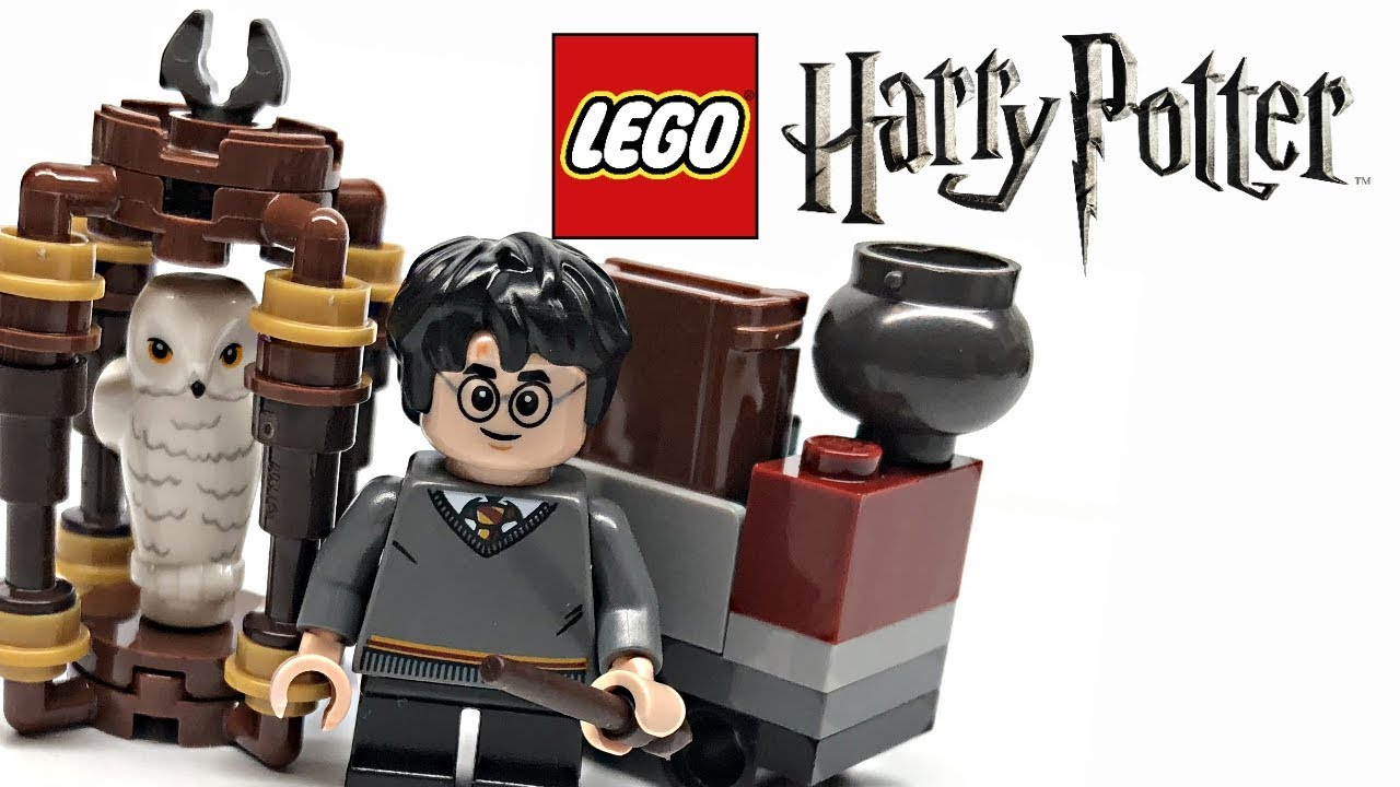 Lego Harry Potter 30407 Harry's Journey To Hogwarts Polybag NEW