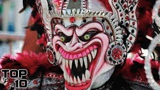 Top 10 Scary Chinese New Year Myths