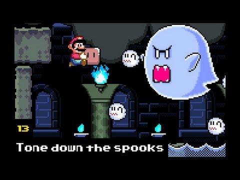 VLDC9 #13 - Tone down the spooks