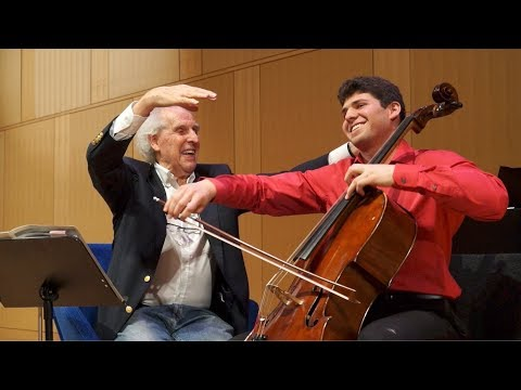 Interpretations Class 5.5 (Part 3) Haydn Cello Concerto in D Major