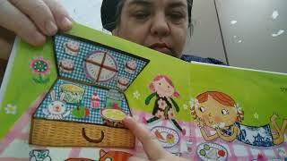 Урок иврита с Броней. Лулу обедает.детская книжка
