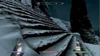 TES Skyrim Как убивать жрецов без потери hp, маски, баг