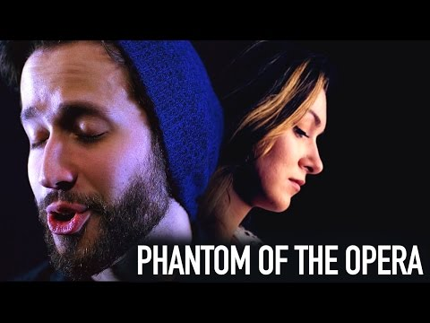 Phantom of the Opera  All I Ask of You ROCKMETAL   Jonathan Young & Malinda K Reese