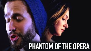 Phantom of the Opera - All I Ask of You (ROCK/METAL) cover by Jonathan Young & Malinda K Reese
