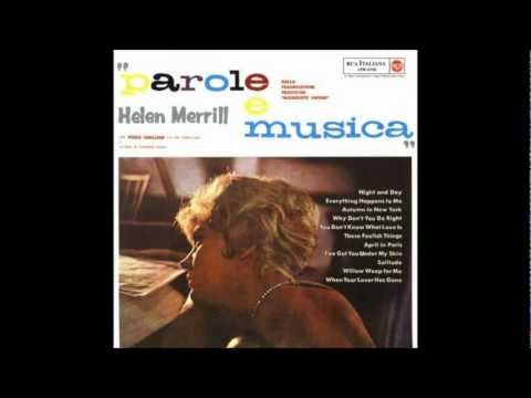 Helen Merrill Anything Goes
