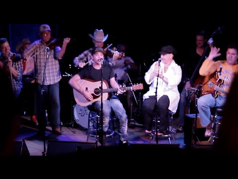 """Brendan MacFarlane sits in w/ Vince Gill, Dawn Sears & Time Jumpers """"I'm So Lonesome I Could Cry"""""""
