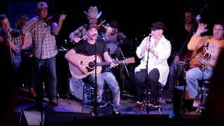 "Brendan MacFarlane sits in w/ Vince Gill, Dawn Sears & Time Jumpers ""I'm So Lonesome I Could Cry"""