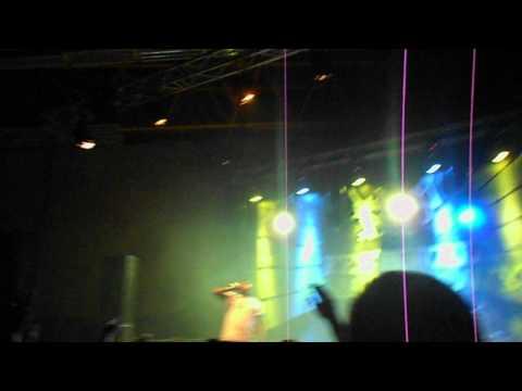 Afu-Ra - Sucka Free Live Žory, Poland