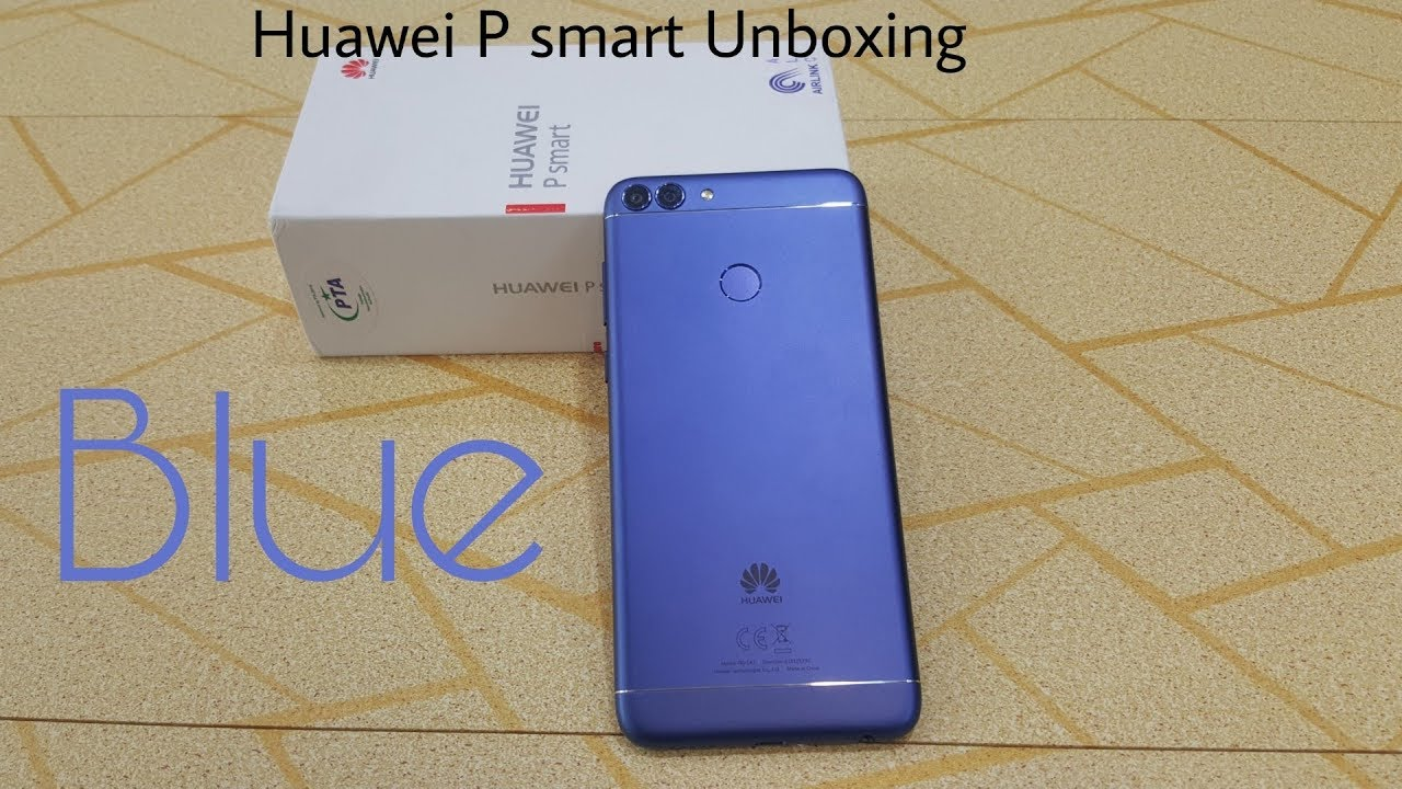 Huawei p smart blue new model p smart price youtube for Smart price