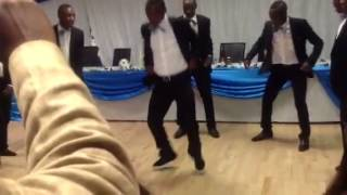 Zim boys wedding freestyle