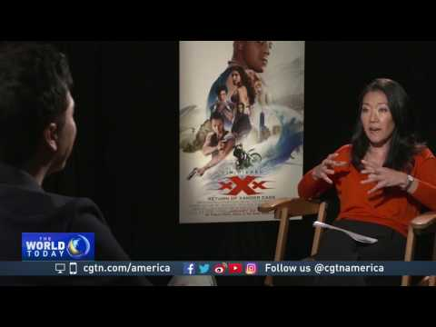 Chinese actor Donnie Yen makes a big splash in Hollywood