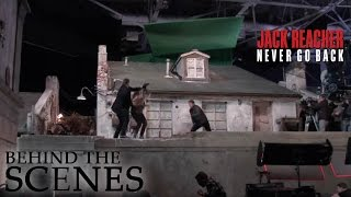 JACK REACHER: NEVER GO BACK | Rooftop Fight Sequence | Official Behind the Scenes