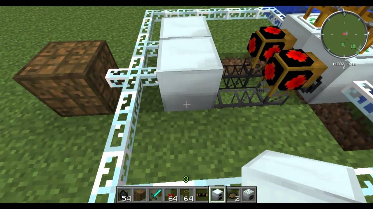 how to make a automatic cobblestone generator easy