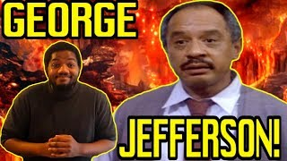 George Jefferson Teaches Us How To Outsmart A Demon!!!