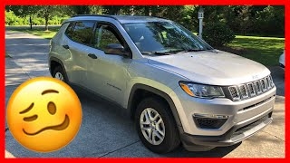 COMMANDER to COMPASS? | 2018 Jeep Compass Sport