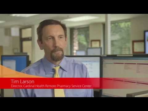 Remote Pharmacy Services Introduction - Cardinal Health