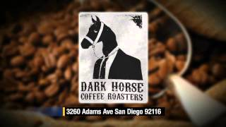 WAKE UP WEDNESDAYS @ DARK HORSE COFFEE ROASTERS - MAY 28