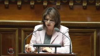 Intervention de Nathalie Goulet sur le génocide des chrétiens d'Orient