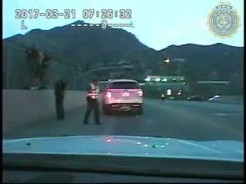UHP TROOPERS SAVE WOMAN
