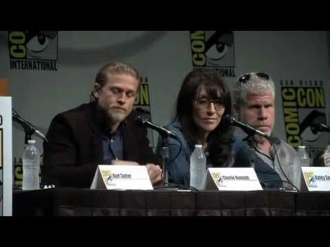 Sons of Anarchy - Comic Con