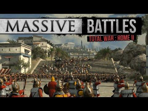 Epic Siege of Carthage (Massive Battles)