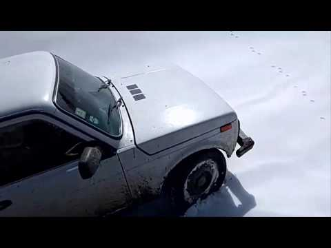 видео: Зимний #тест драйв #Нива #LADA #4x4 в снегу  winter test-drive.
