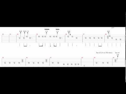 How to play Distant Lonesome Train - Joe Bonamassa (riff, verse, 1st solo)