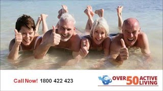Over 50 Active Living | Over 50 Travel, Holidays & Events