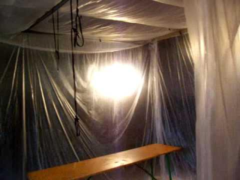lackierkabine eigenbau youtube. Black Bedroom Furniture Sets. Home Design Ideas