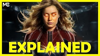 Captain Marvel Movie Explained in 10 Minutes