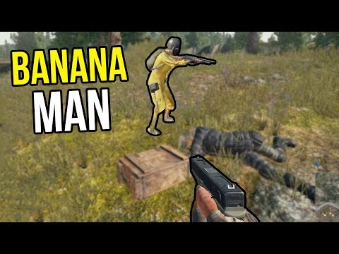 PUBG: The Adventures of Shroud and Banana Man