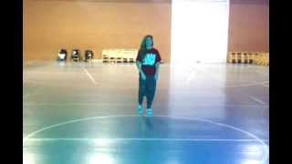 Chachi Gonzales Workshop in León (Spain). Choreography ''Make me proud'' by Drake ft. Nicki Minaj