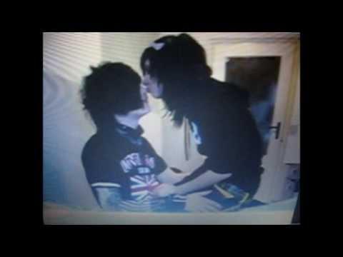 Cute Emo/Scene couple♥ (Calistta & Jacoby)