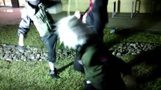 Itachi vs kakashi