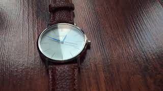 Geneva Mens Watch Leather Strap Bestbuy Cheap Recommended
