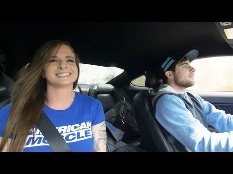 Stephanie's Twin Turbo Mustang is INSANE! – Twin Turbo Coyote Mustang Review!