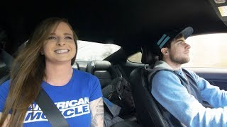 Stephanie'S Twin Turbo Mustang Is Insane! - Twin Turbo Coyote Mustang Review!