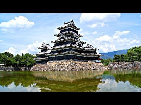Matsumoto Castle - Nagano ᴴᴰ ● 松本城 長野