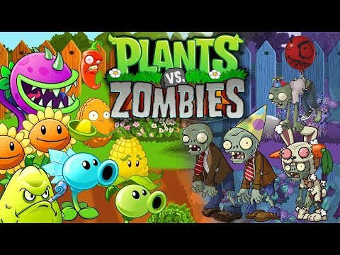 Растение против Зомби(Мини игры)Смотря на звезды