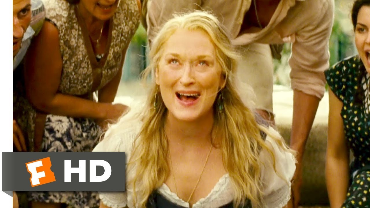 Mamma Mia 2008 Mamma Mia Here I Go Again Scene 2 10 Movieclips Youtube