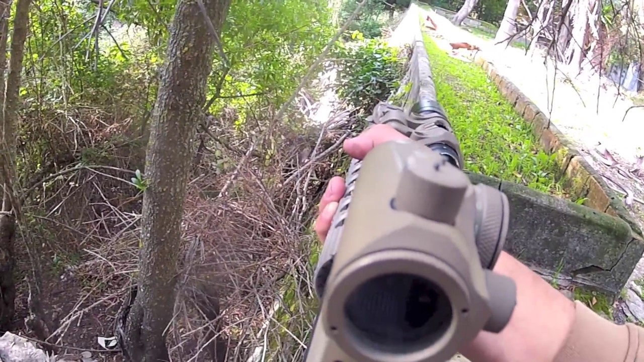 how to kill someone in airsoft