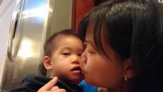 Kiss mama kiss mama