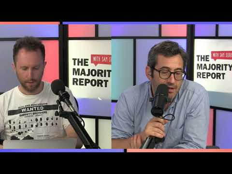 Red Meat Republic: How Beef Changed America w/Joshua Specht - MR Live - 8/19/19