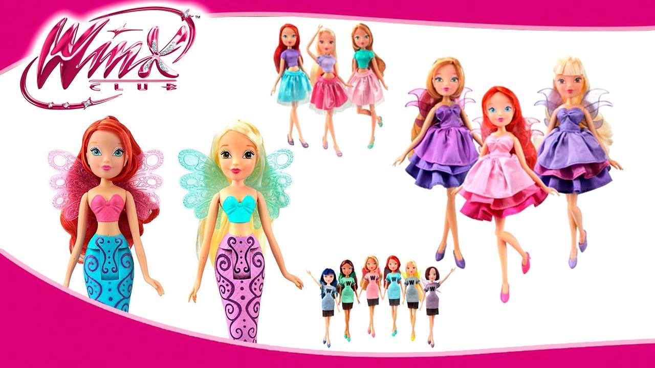 Uncategorized Winx Dolls winx club new dolls in 2017 youtube 2017