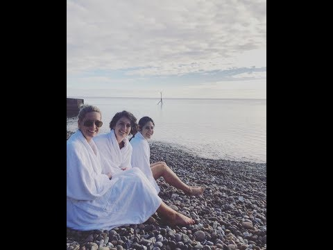 Katrina Kaif embraces 2019 by swimming in freezing English Channel